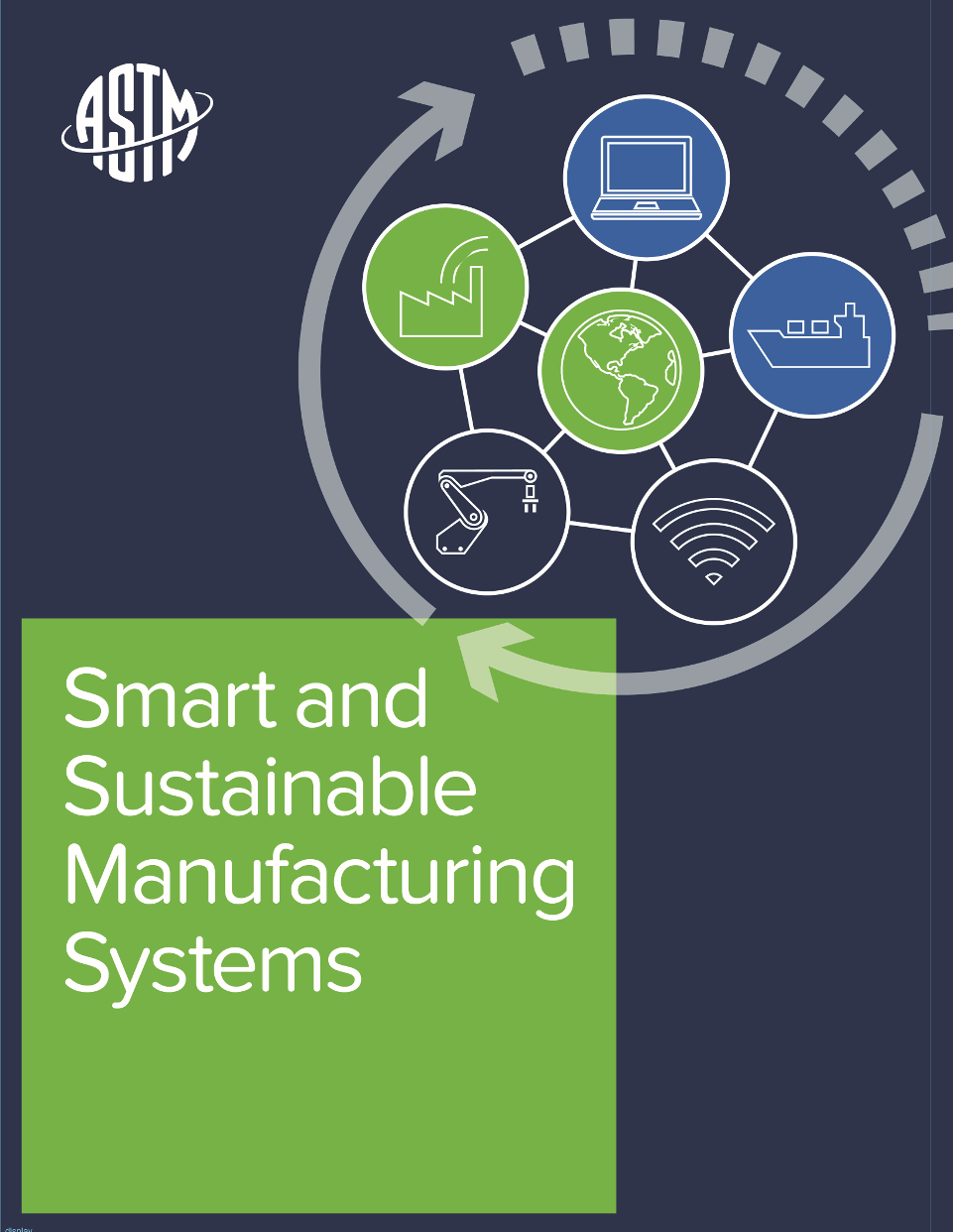 A free new publication from the ASTM on Education and Curriculums for Smart and Sustainable Manufacturing